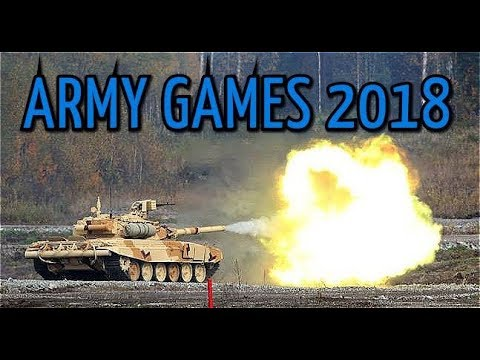 BETTER THAN OLYMPICS: 1st Day Of Russia's International Army Games 2018