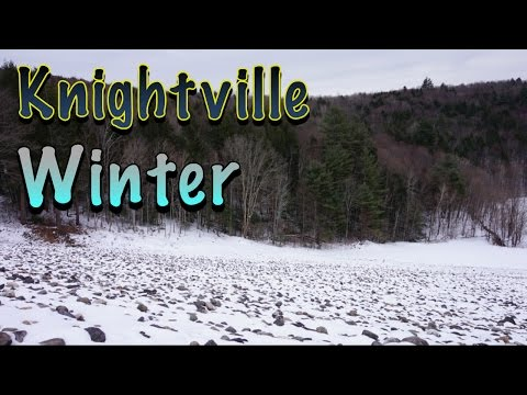Winter Trip to Knightville