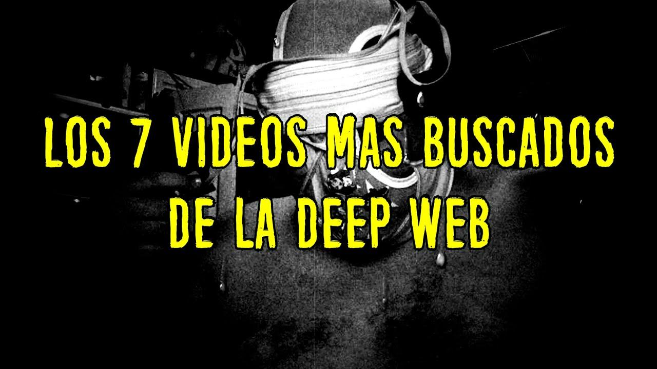 Download Los 7 videos más buscados en la Deep Web