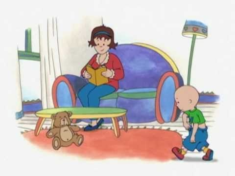 ᴴᴰ BEST ✓ Caillou  Caillou's Teddy Shirt S01E16 NEW 2017 ♥