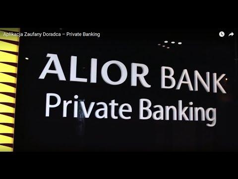 Aplikacja Zaufany Doradca – Private Banking