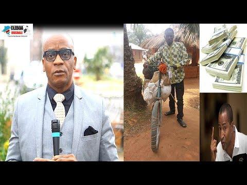 5 Minutes avec César NGADI : Asambuisi Ndeko ELIEZER pona ba IMAGES ABOMBAKI ya KATUMBI na Joburg