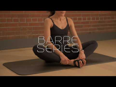 40 MINUTE FULL BODY BARRE WORKOUT