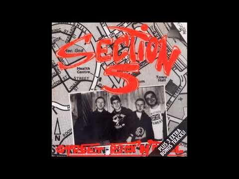 Section 5 Street Rock N Roll FULL ALBUM