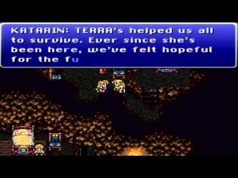 Let's Play Final Fantasy VI, Part 40: Super Phun Time