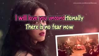 Katy perry - unconditionally (karaoke ...