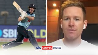 Eoin Morgan assesses England's white-ball series in India | Hussain & Key | The Cricket Show