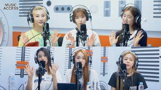 [Music Access] Woo!ah! (우아!)'s Singin' Live 'woo!ah! (우아!)'