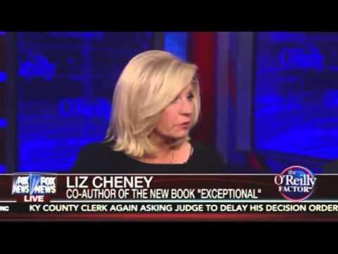 Liz Cheney: I Believe Obama Is Actively Trying to Weaken America