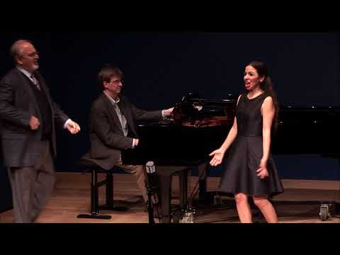 Elizabeth Blancke-Biggs Masterclass Part 2 -Elisabeth Papageorgiou,  soprano