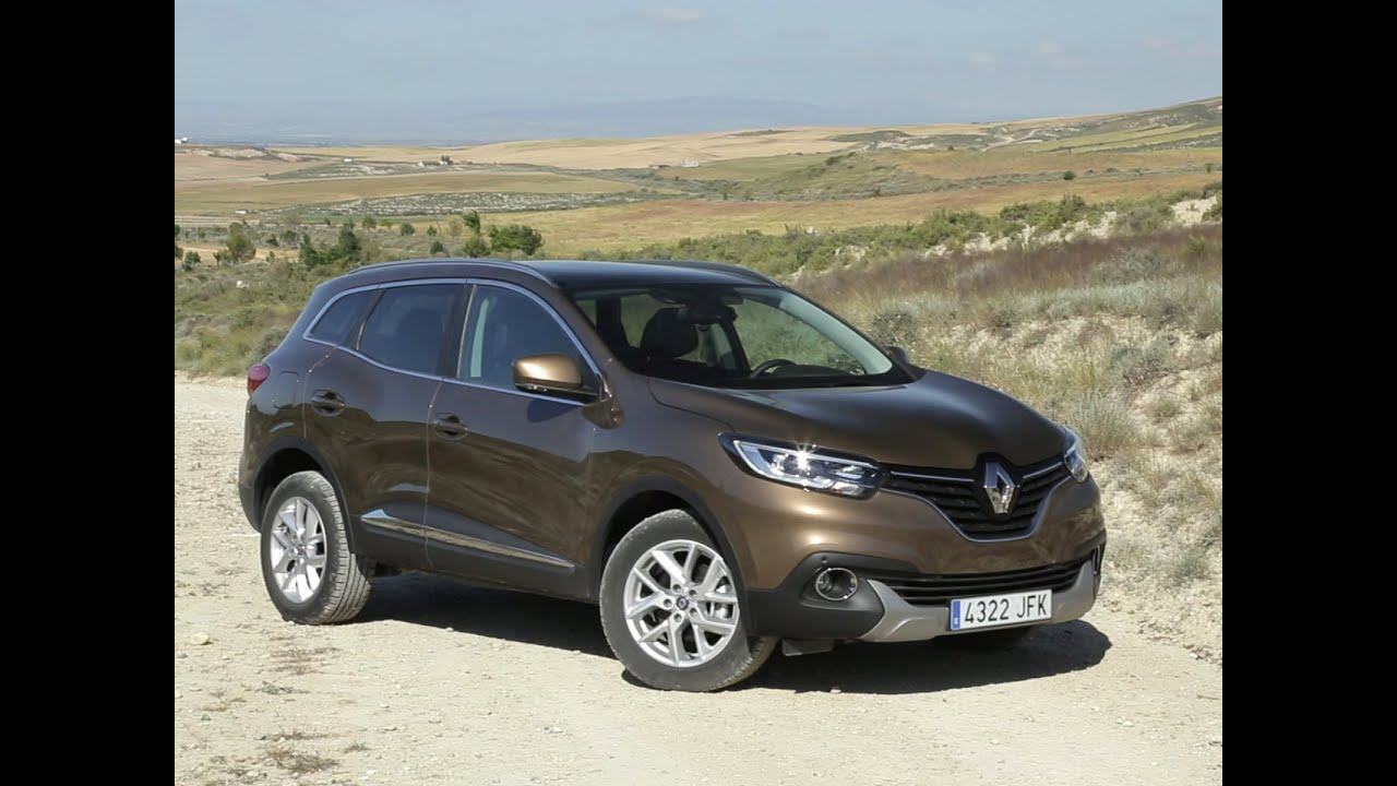 essai renault kadjar 1 6 dci 130 4x4 edition one 2015 youtube. Black Bedroom Furniture Sets. Home Design Ideas