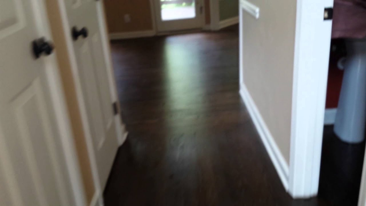 Espresso Stain In Ballantyne Pt 2 Hardwood Floor