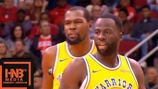 Golden State Warriors vs Houston Rockets 1st Half Highlights | 11.15.2018, NBA Season