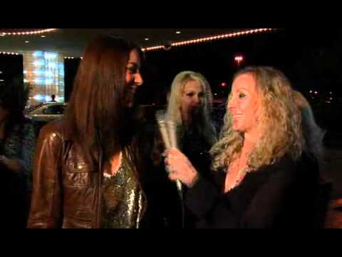 Red Carpet Interview with Amanda Kimmel at Hollywood Park Casino Grand Re-Opening Nov. 11, 2011