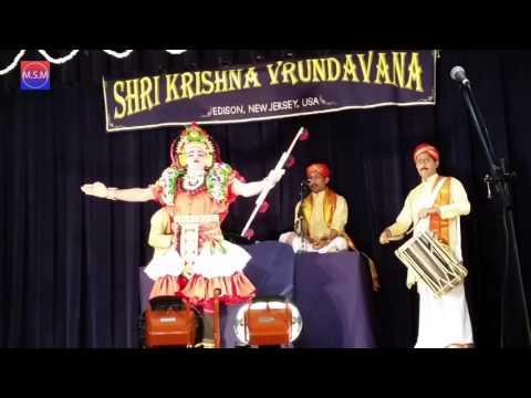 Yakshagana - Chandrashekar Dharmasthala - Sudhanva - Patla Sathish Shetty