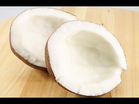 Как правильно разделать кокос в домашних условиях - Woman s Day 19