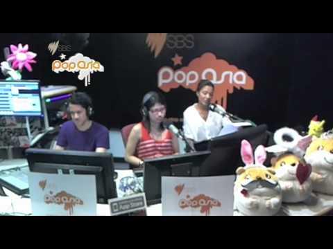 SBS PopAsia's 'EYE ON PSY' with World News Australia presenter Janice Petersen
