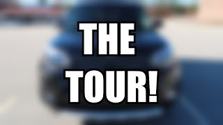 The Official Tour Of My Car!