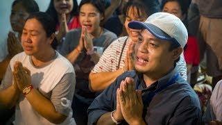 Из тайской пещеры спасены все 12 мальчиков и их тренер