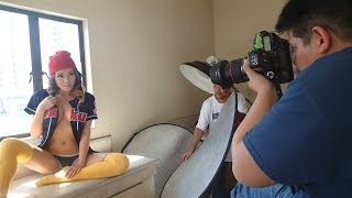 FHM Philippine Shoot Vlog #19