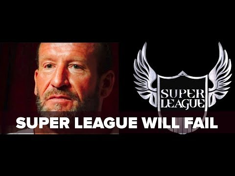 Dorian Yates' Super League Will Fail