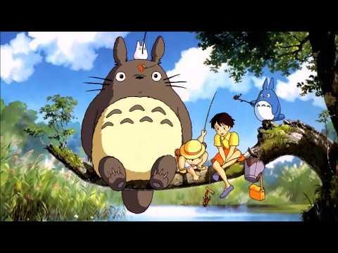 Lara plays Studio Ghibli
