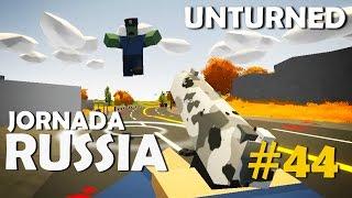 Unturned - Jornada Russia #44: O ÚLTIMO Zumbi Mega Boss (Ft. Dead)