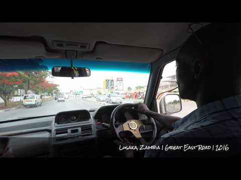 Drive Through Tour - Zambia - (Lusaka Pt 1)