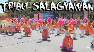 Tribu Salagyawan   Salakayan Festival 2018