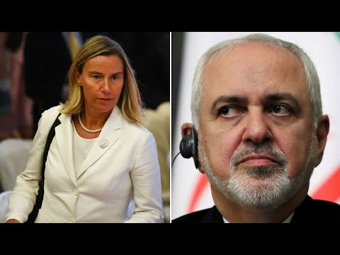 US imposes sanctions on Iran's Foreign Minister Mohammad Javad Zarif