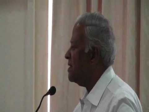 Speech of Prof. T. Devidas (National Law School of India University, Bangalore) at Christ University