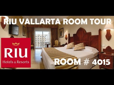 RIU Vallarta ROOM TOUR