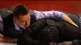 Miz & Truth interrupt Cena's reaction to Rock Bottom he took at Survivor Series