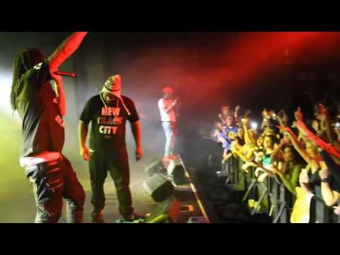 Waka Flocka Sell Out Columbia SC Music Farm Concert !!!
