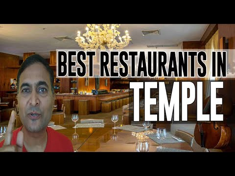 Best Restaurants And Places To Eat In Temple, Texas TX