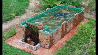 Build Swimming Pool On home  Underground(, 2018-08-12T10:37:50.000Z)