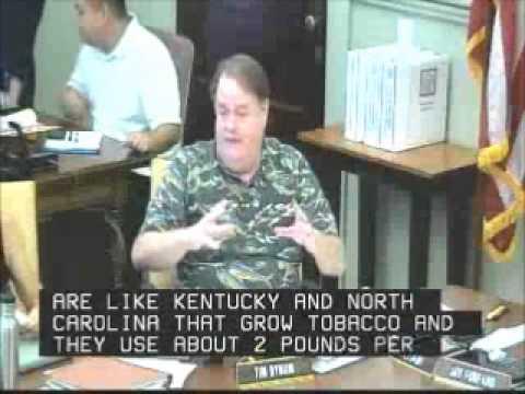 August 5, 2013 Kauai County Council Tim Bynum