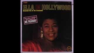 Ella Fitzgerald - I´ve Got the World on a String (live)