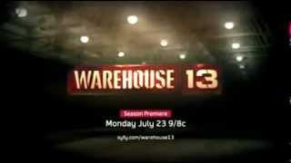 Warehouse 13, saison 4  Une première promo infosseries.com.FLV
