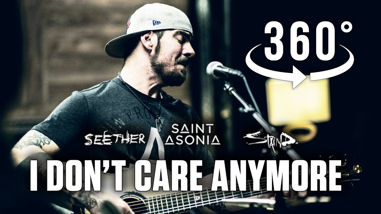 I Don't Care Anymore (Phil Collins) - Staind, Saint Asonia, Seether in 360˚ VR
