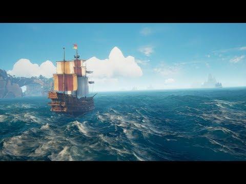 Sea of Thieves Final Beta Shenanigans