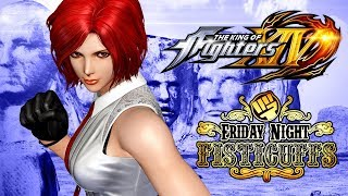 Friday Night Fisticuffs - The King of Fighters XIV (Part 2)
