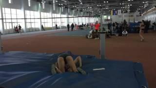 Yuliya Levchenko High Jump 1.89m Slow Motion
