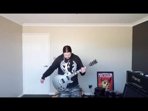 Superheist - The Ghost (Guitar Cover)
