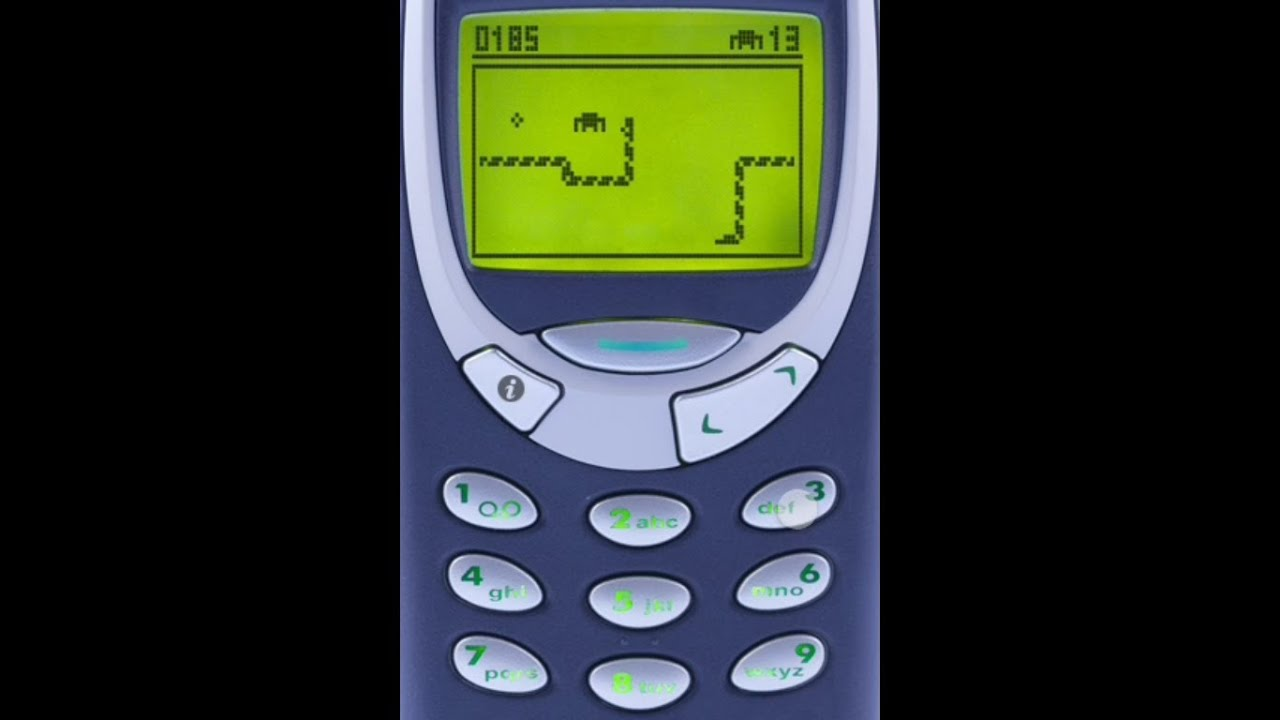 The Most Famous Nokia S Game Now On Iphone Snake K2