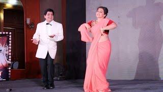 Vidya Balan & Mangesh Desai dancing on Shola Jo Bhadke song of Ekk Albela