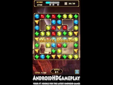 Jewels Star 3 - Android HD Gameplay