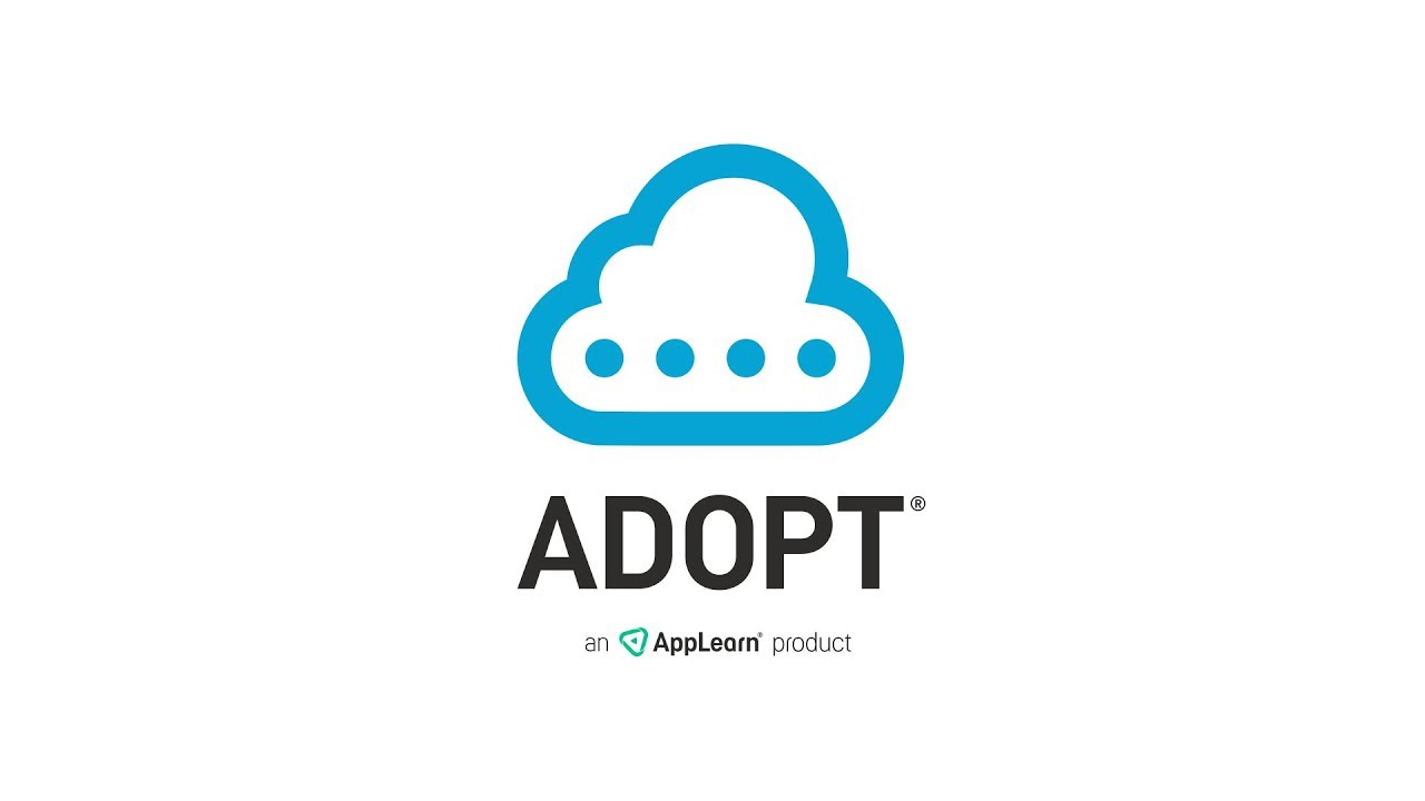AppLearn Adopt – The Future of Technology Support