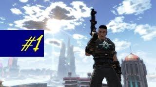 Crackdown - Part 1 - Gameplay Walkthrough - HD