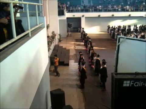 CEU Malolos: Sampaguita Interlude 2015 - Graduates With Honors / Latin Honors